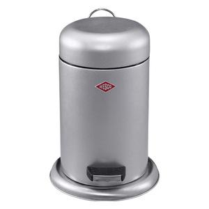 Wesco Treteimer Cap Bin, ca. 3 Liter, silber