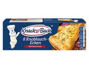Knack & Back™ Knoblauch-Ecken