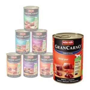 Animonda GranCarno Orignal Adult Mixpaket 6x400g