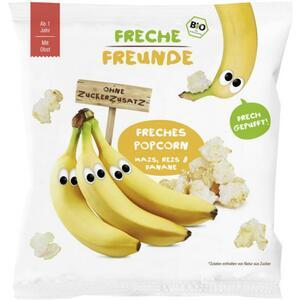 erdbär Freche Freunde Freches Popcorn Mais, Reis & Bana 4.95 EUR/100 g (8 x 20.00g)