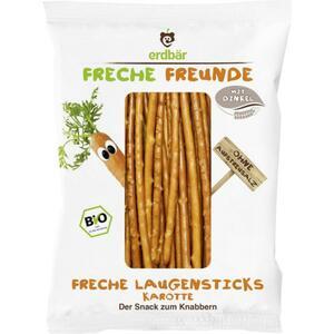 erdbär Freche Freunde Freche Laugensticks Karotte 1.85 EUR/100 g