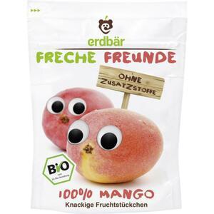 erdbär Bio Freche Früchte 100% Mango 14.21 EUR/100 g