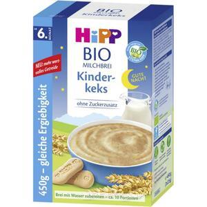 HiPP Bio-Milchbrei Kinderkeks ab dem 6. Monat 8.87 EUR/1 kj
