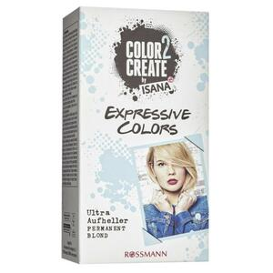 Color 2 Create by ISANA Expressive Colors Ultra Aufheller Permanent Bl EUR/