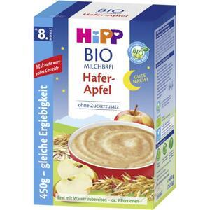 HiPP Bio Milchbrei Hafer-Apfel ab dem 8. Monat 8.87 EUR/1 kg