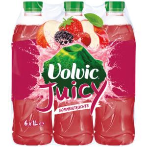 Volvic Juicy Sommerfrüchte 6x1l