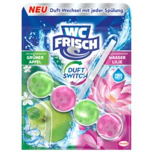 WC Frisch Switch Apfel Wasserlilie 50g