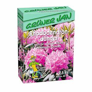 Grüner Jan Rhododendrondünger 2,5kg