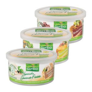 GUT BIO     Vegetarische Bio-Gourmet-Pastete