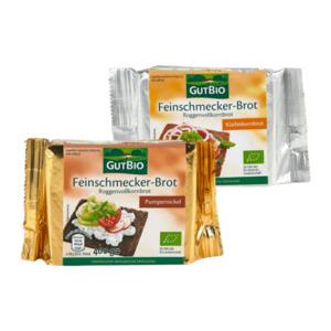 GUT BIO     Bio-Feinschmecker-Brot