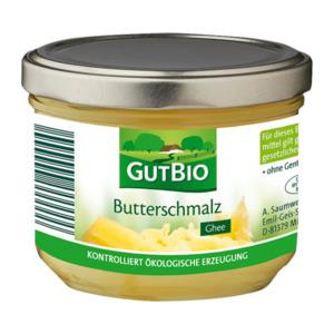 GUT BIO     Bio-Butterschmalz Ghee