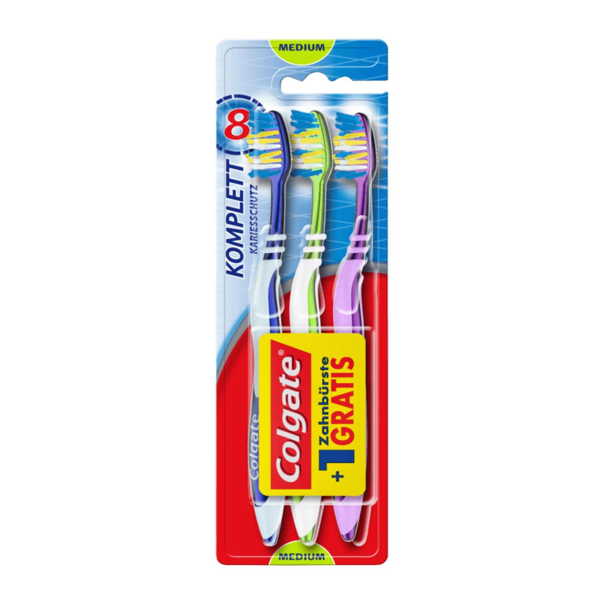 Bild 1 von Colgate Komplett Zahnbürsten