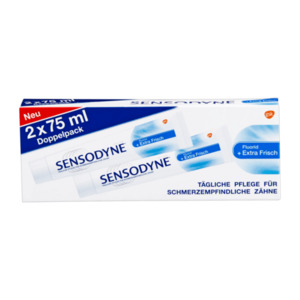 Sensodyne Fluorid Extra Frisch