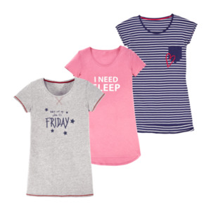 QUEENTEX     Fashion Sleepshirt