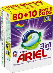 Ariel 3in1 Pods Color 90 Waschladungen