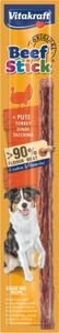 Vitakraft Hundennahrung Beef Stick Pute 1 ST / 12 g