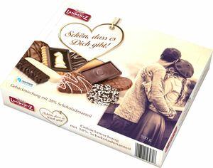 "Lambertz Gebäckmischung ""Chocolate Cookies, Schön, dass es dich gibt"" ..."