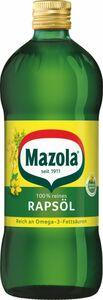 Mazola Rapsöl 750ml