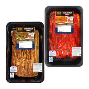 BBQ      Grillbauch