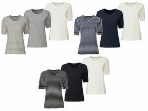 ESMARA® 3 Damen T-Shirts