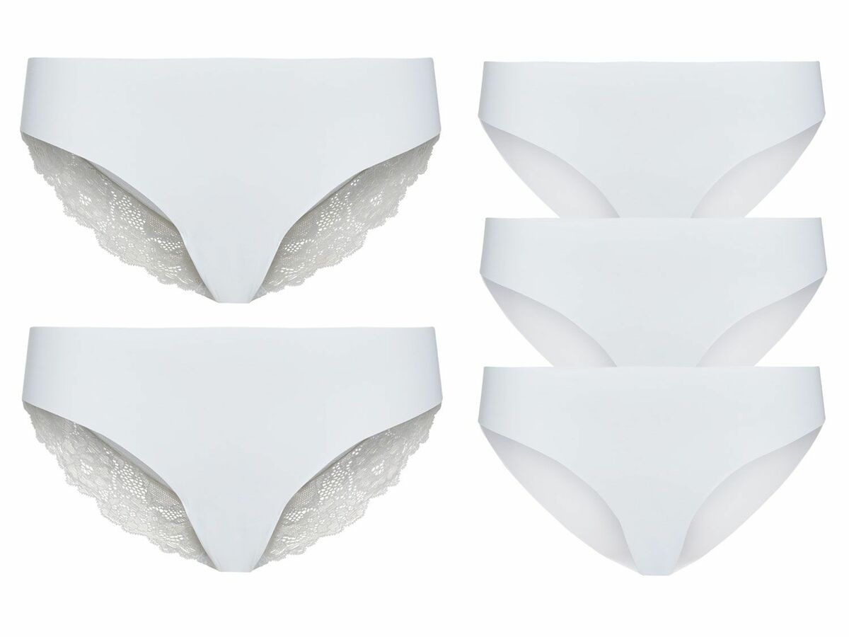 Bild 5 von ESMARA® Lingerie 5 Damen Lasercut-Slips