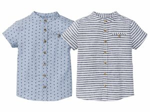 LUPILU® 2 Kleinkinder Jungen Hemden