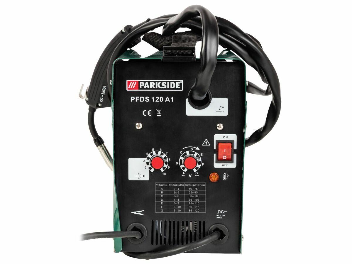 Bild 2 von PARKSIDE® Fülldraht-Schweißgerät PFDS 120 A1