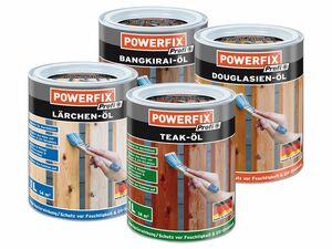 POWERFIX® Teak-/Bangkirai-/ Douglasien-/Lärchenöl