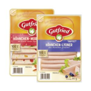 Gutfried Hähnchen-Aufschnitt
