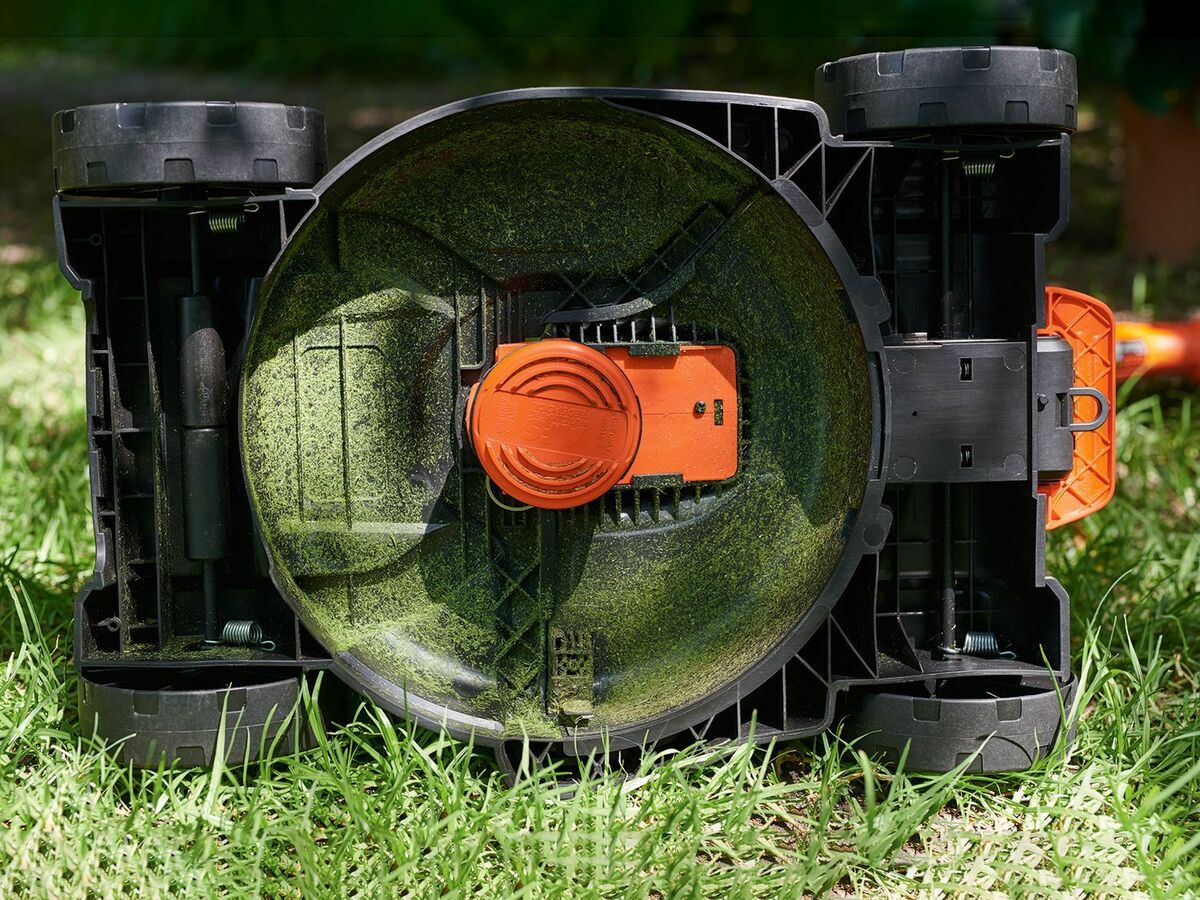 Bild 5 von Black & Decker Trimmer Elektro 3in1 Set