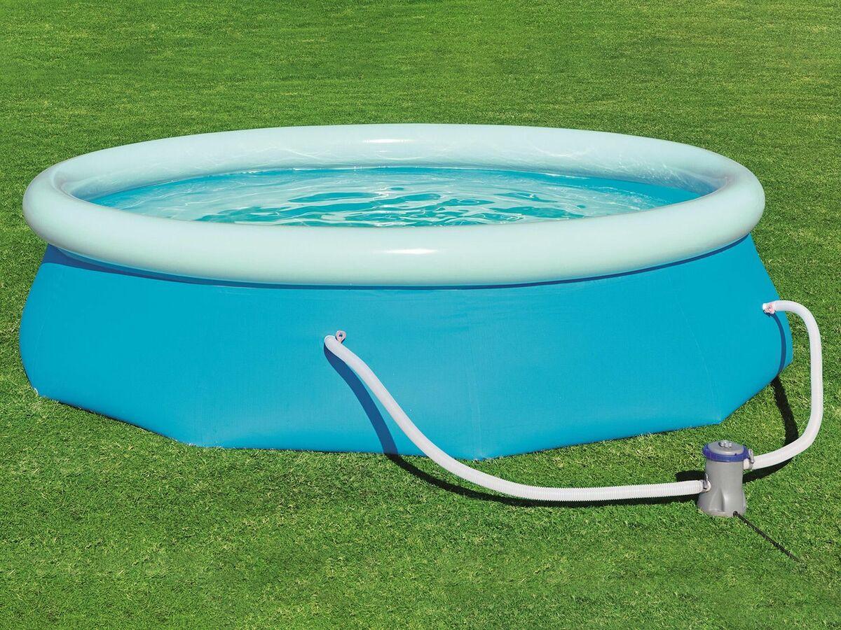 Bild 4 von Bestway Fast Set Pool Set, rund, 305 x 76 cm