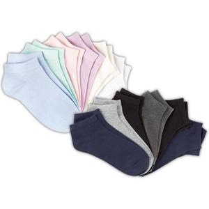 Toptex Sneaker-Socken 6 Paar
