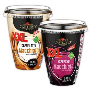 Caffeciao Kaffeegetränk XXL