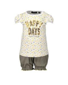 Baby Set Shirt & Shorts für Mädchen
