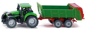 Siku 1673 Traktor mit Universalstreuer