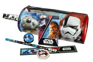 Scooli Schlamperetui gefüllt Star Wars
