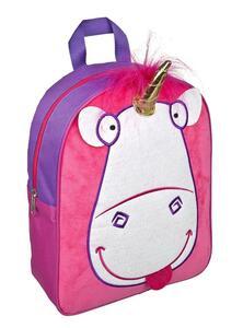 Fluffy Kindergartenrucksack mit Plüsch