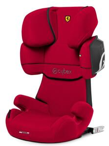 Cybex Autokindersitz SOLUTION X2-FIX Racing Red
