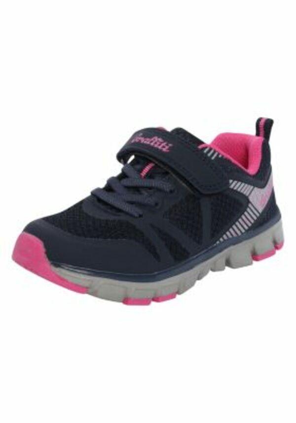 Graffiti Sneaker Donahue mit praktischem Klettverschluss Sneakers Low Gr. 28