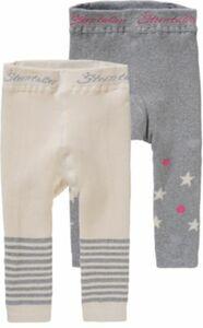 Leggings Doppelpack Gr. 86 Mädchen Kleinkinder