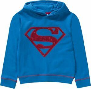 DC Super Heroes Kapuzenpullover Gr. 116 Mädchen Kinder