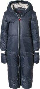 Schneeanzug mit Kapuze, abnehmbar Gr. 62 Jungen Baby