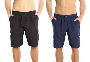 Bermuda Shorts mit Komfortbund