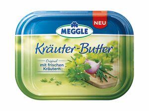 Meggle Kräuterbutter im Becher