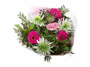 Handgebundener Floristenstrauß