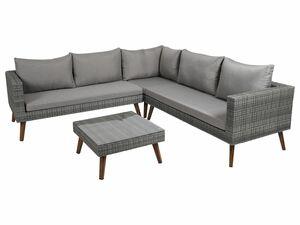 Greemotion Lounge-Set Gomera 4-tlg.