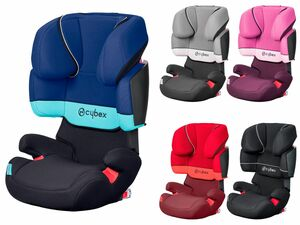 CYBEX Solution X-Fix Autokindersitz Gruppe II-III, 15-36 kg