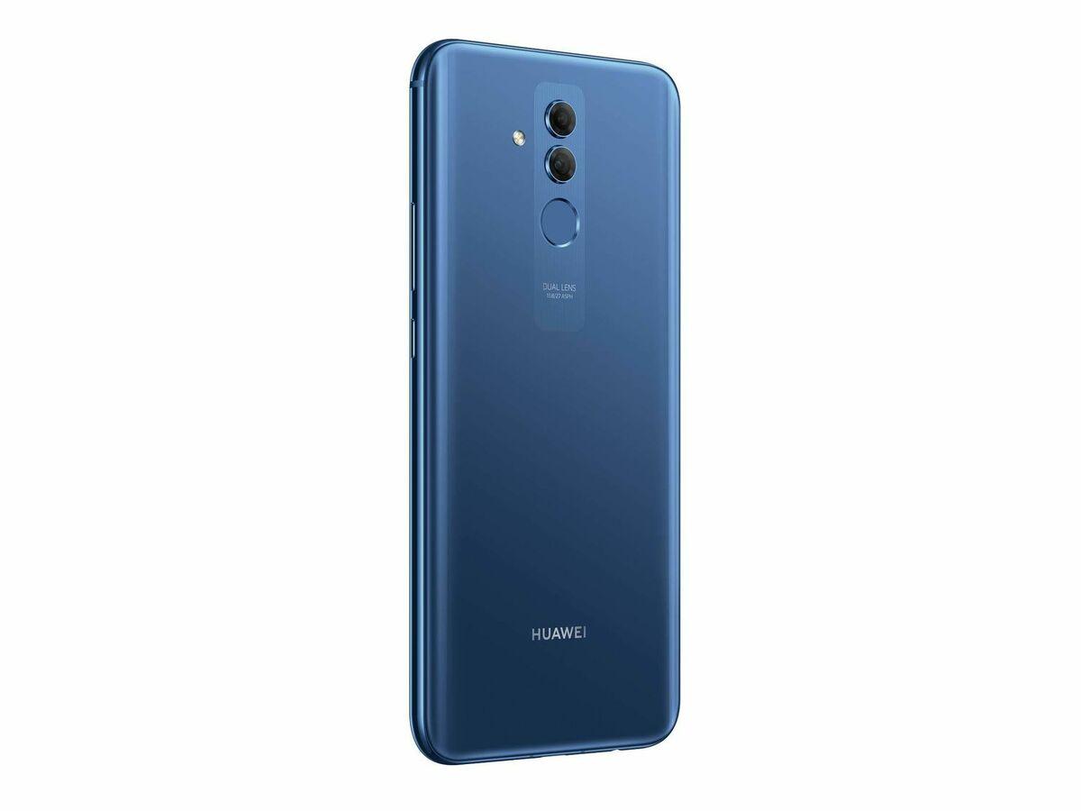 Bild 2 von HUAWEI Smartphone Mate 20 lite 64GB blau