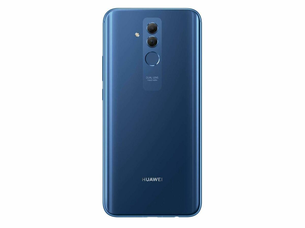 Bild 3 von HUAWEI Smartphone Mate 20 lite 64GB blau