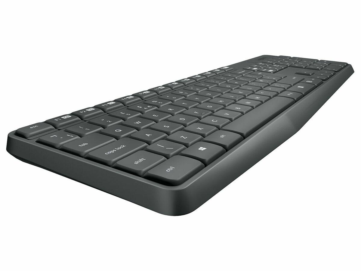 Bild 4 von Logitech MK235 Wireless Keyboard and Mouse Combo
